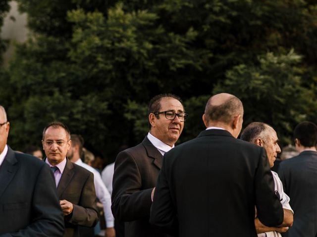 La boda de Ainhoa y Carlos en Villamayor De Santiago, Cuenca 74