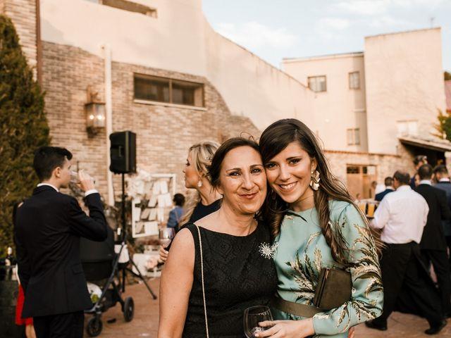 La boda de Ainhoa y Carlos en Villamayor De Santiago, Cuenca 76