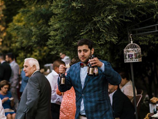 La boda de Ainhoa y Carlos en Villamayor De Santiago, Cuenca 78