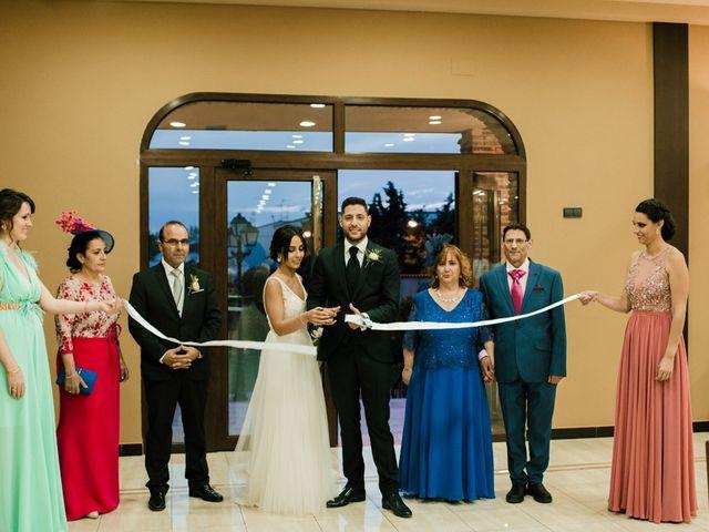 La boda de Ainhoa y Carlos en Villamayor De Santiago, Cuenca 84