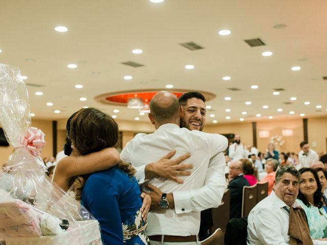 La boda de Ainhoa y Carlos en Villamayor De Santiago, Cuenca 86