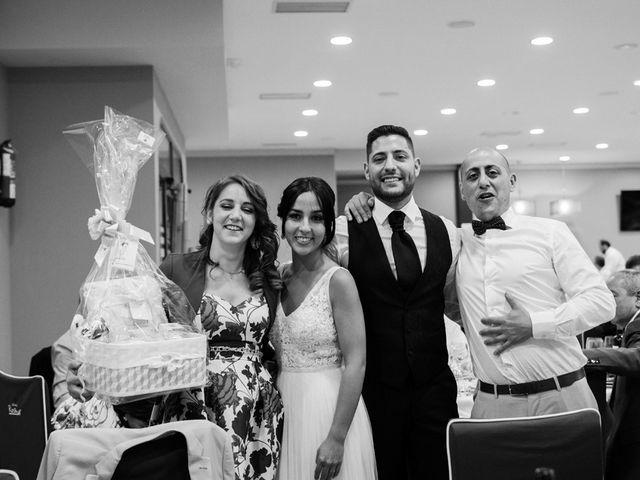 La boda de Ainhoa y Carlos en Villamayor De Santiago, Cuenca 87