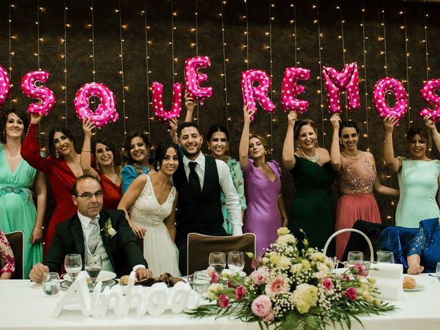La boda de Ainhoa y Carlos en Villamayor De Santiago, Cuenca 91