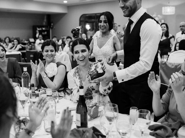 La boda de Ainhoa y Carlos en Villamayor De Santiago, Cuenca 101
