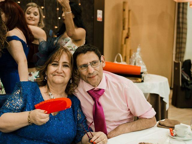 La boda de Ainhoa y Carlos en Villamayor De Santiago, Cuenca 106