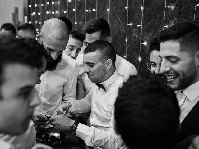 La boda de Ainhoa y Carlos en Villamayor De Santiago, Cuenca 108