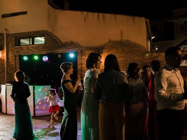 La boda de Ainhoa y Carlos en Villamayor De Santiago, Cuenca 112