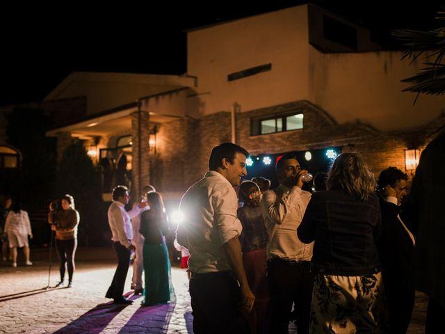 La boda de Ainhoa y Carlos en Villamayor De Santiago, Cuenca 113