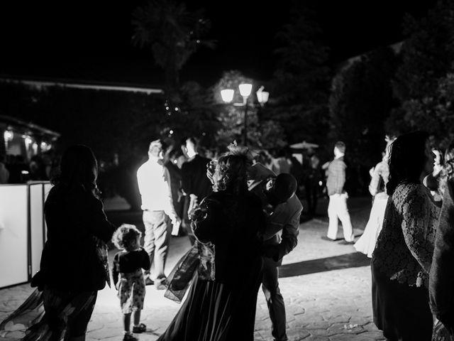 La boda de Ainhoa y Carlos en Villamayor De Santiago, Cuenca 114