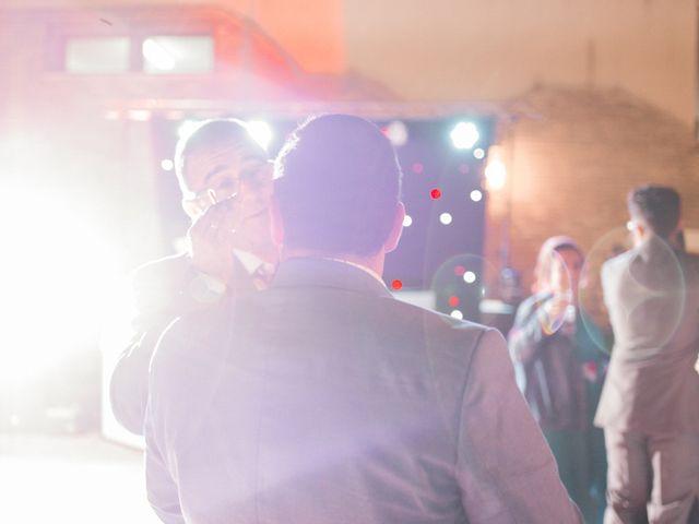 La boda de Ainhoa y Carlos en Villamayor De Santiago, Cuenca 115