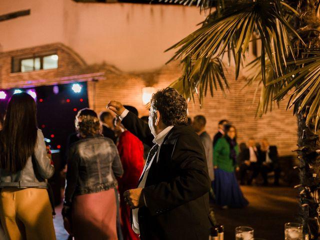 La boda de Ainhoa y Carlos en Villamayor De Santiago, Cuenca 116