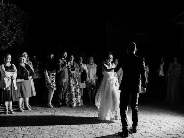 La boda de Ainhoa y Carlos en Villamayor De Santiago, Cuenca 120