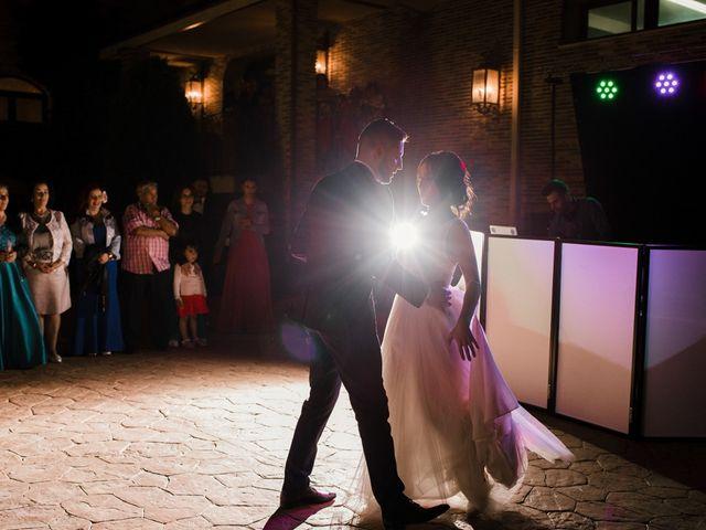 La boda de Ainhoa y Carlos en Villamayor De Santiago, Cuenca 121