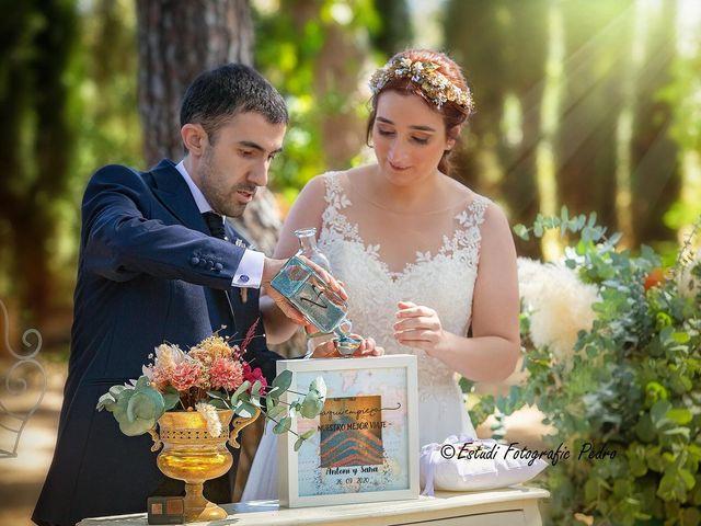 La boda de Sara y Antoni en L' Olleria, Valencia 4