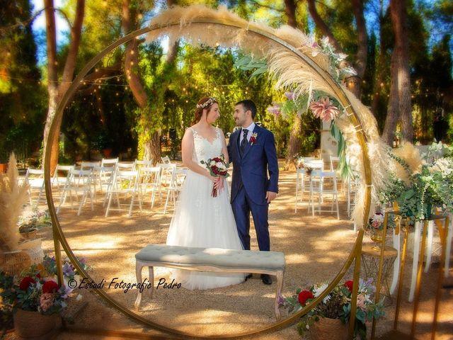 La boda de Sara y Antoni en L' Olleria, Valencia 5