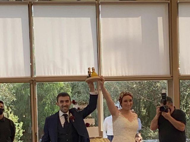 La boda de Sara y Antoni en L' Olleria, Valencia 10