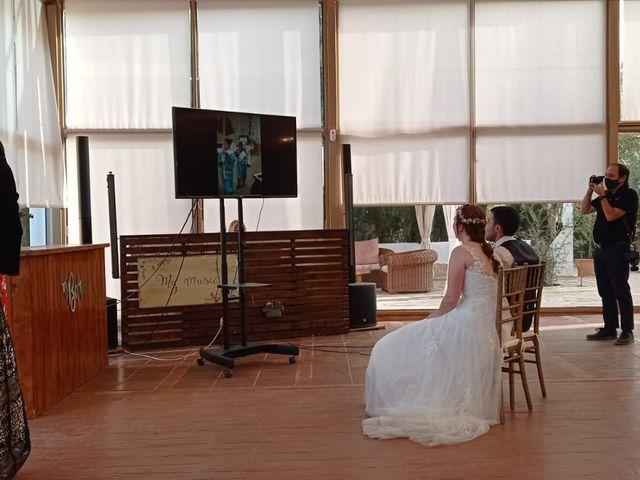 La boda de Sara y Antoni en L' Olleria, Valencia 15