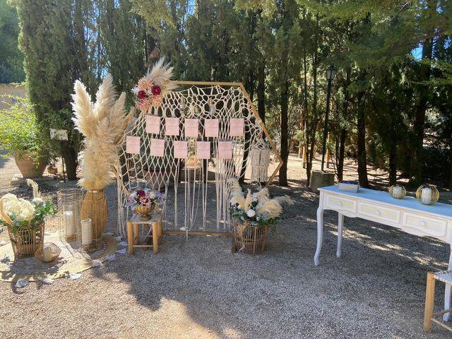 La boda de Sara y Antoni en L' Olleria, Valencia 17