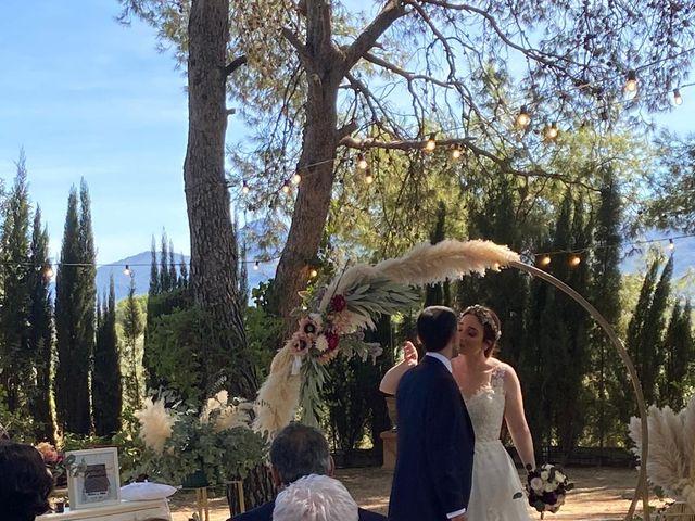 La boda de Sara y Antoni en L' Olleria, Valencia 19