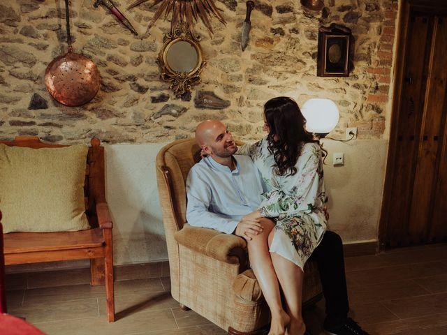 La boda de María y Luis Alberto en Villar De Los Alamos, Salamanca 14