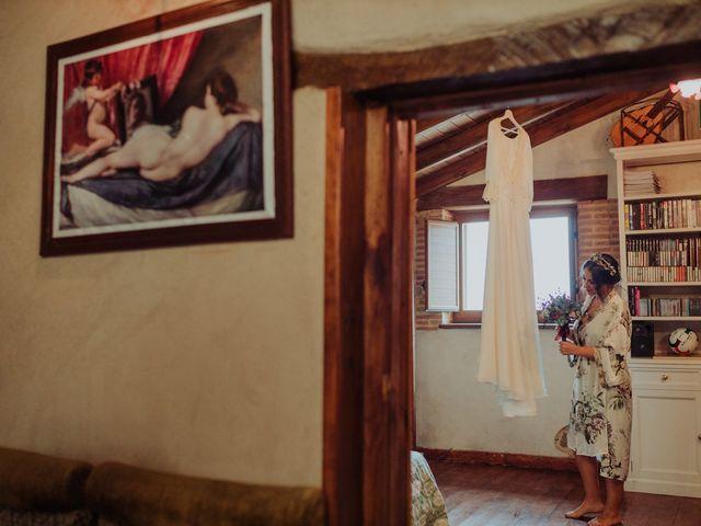 La boda de María y Luis Alberto en Villar De Los Alamos, Salamanca 53