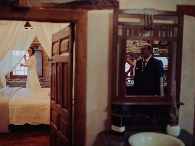 La boda de María y Luis Alberto en Villar De Los Alamos, Salamanca 63