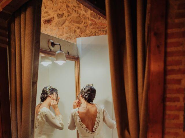 La boda de María y Luis Alberto en Villar De Los Alamos, Salamanca 64