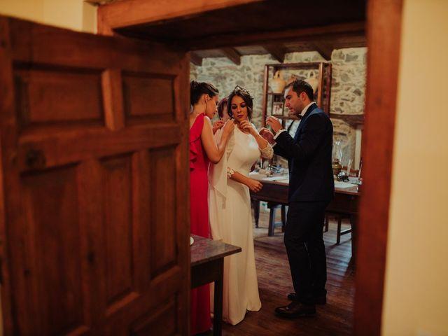 La boda de María y Luis Alberto en Villar De Los Alamos, Salamanca 67