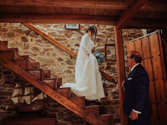 La boda de María y Luis Alberto en Villar De Los Alamos, Salamanca 72