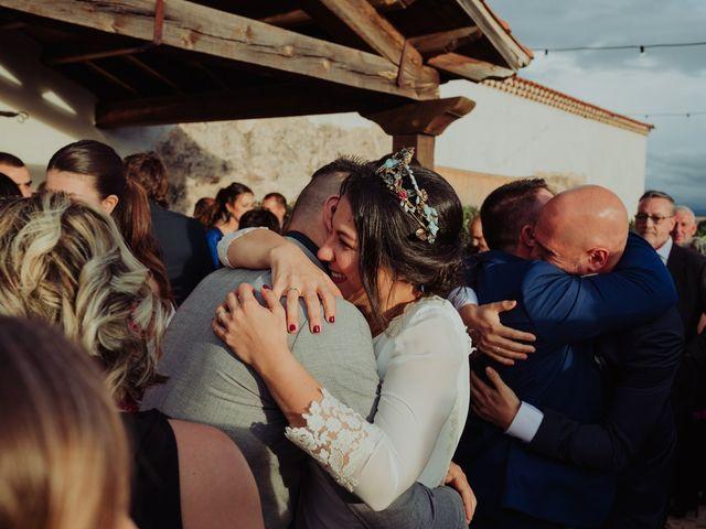 La boda de María y Luis Alberto en Villar De Los Alamos, Salamanca 95