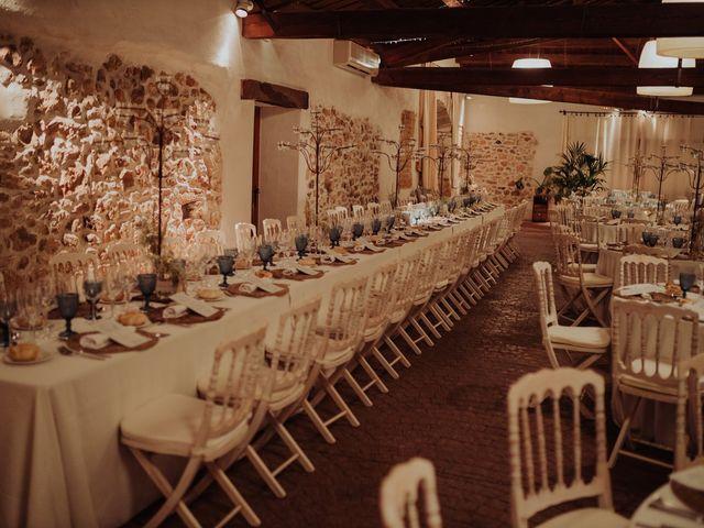 La boda de María y Luis Alberto en Villar De Los Alamos, Salamanca 137