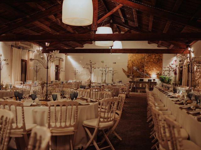 La boda de María y Luis Alberto en Villar De Los Alamos, Salamanca 142