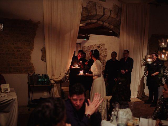 La boda de María y Luis Alberto en Villar De Los Alamos, Salamanca 167