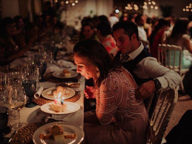 La boda de María y Luis Alberto en Villar De Los Alamos, Salamanca 170