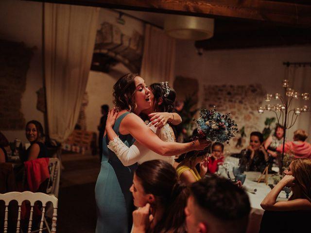 La boda de María y Luis Alberto en Villar De Los Alamos, Salamanca 174