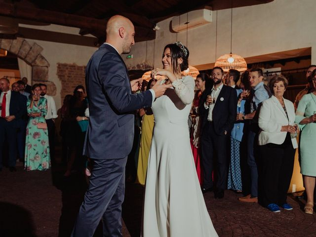 La boda de María y Luis Alberto en Villar De Los Alamos, Salamanca 176