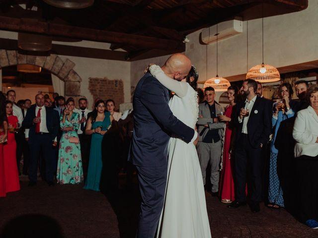 La boda de María y Luis Alberto en Villar De Los Alamos, Salamanca 177