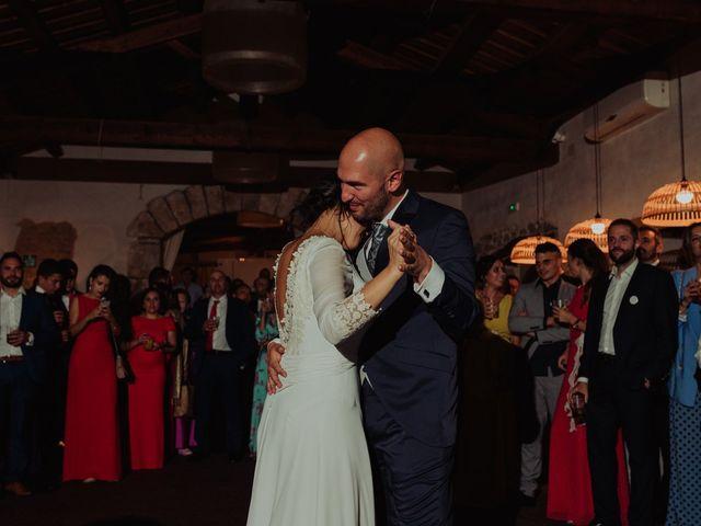 La boda de María y Luis Alberto en Villar De Los Alamos, Salamanca 178