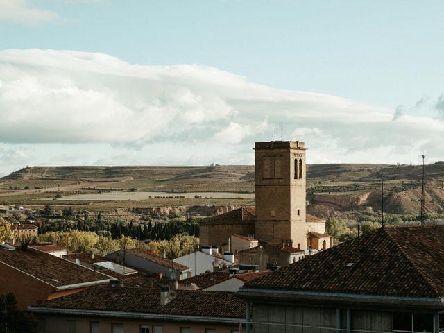 La boda de Fer y Carla en Casalarreina, La Rioja 15