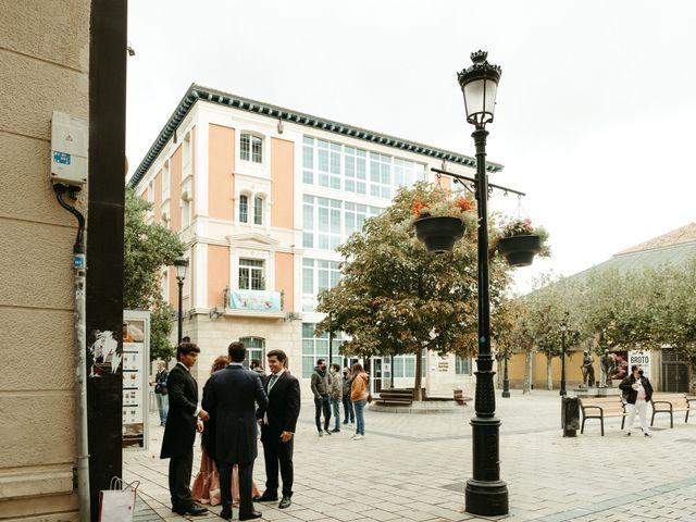 La boda de Fer y Carla en Casalarreina, La Rioja 44