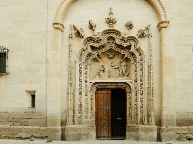 La boda de Fer y Carla en Casalarreina, La Rioja 54