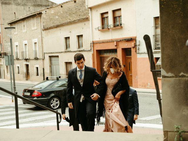La boda de Fer y Carla en Casalarreina, La Rioja 57