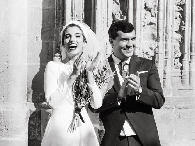 La boda de Fer y Carla en Casalarreina, La Rioja 64
