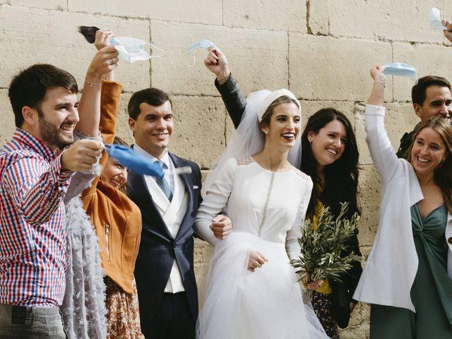 La boda de Fer y Carla en Casalarreina, La Rioja 66
