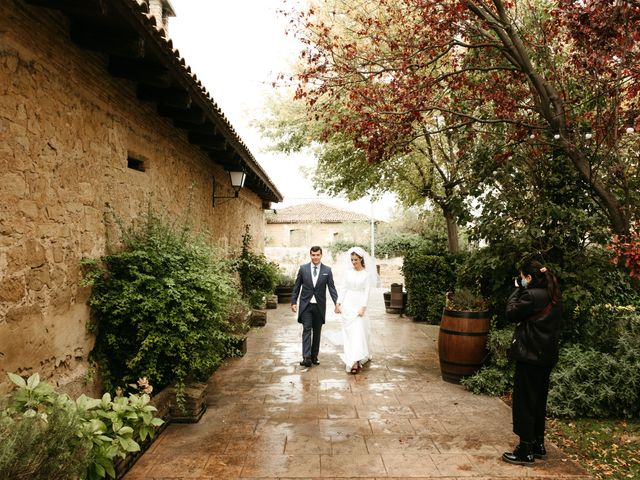 La boda de Fer y Carla en Casalarreina, La Rioja 72