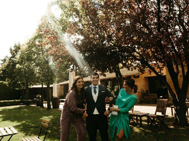 La boda de Fer y Carla en Casalarreina, La Rioja 74