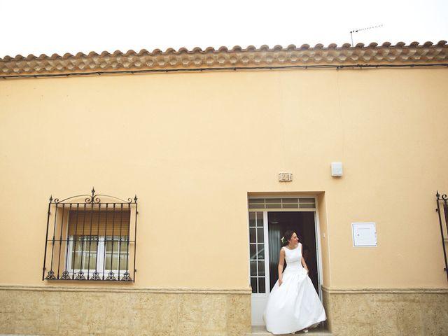 La boda de Jesús y Cristina en Villarrobledo, Albacete 15