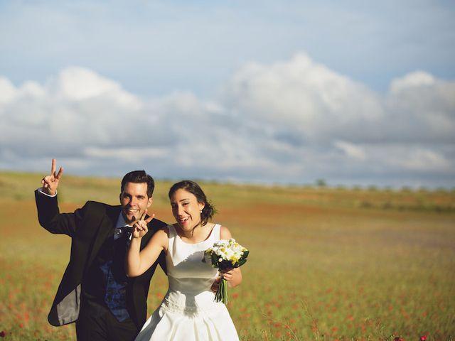 La boda de Jesús y Cristina en Villarrobledo, Albacete 25