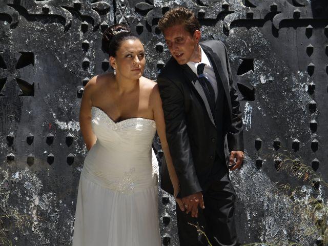La boda de Sara y Jonathan en Les Franqueses Del Valles, Barcelona 2