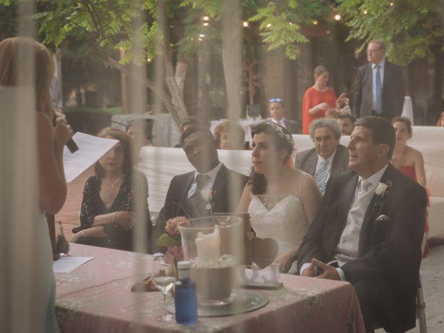 La boda de Elie y Irene en Boadilla Del Monte, Madrid 9
